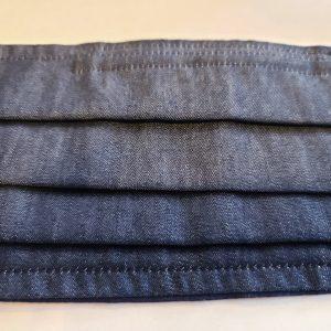 Masque - Unisexe - Blue Jeans